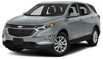2018 Chevrolet Equinox Minot, ND, Bismarck, ND and Williston, ND 3GNAXSEV3JL119110