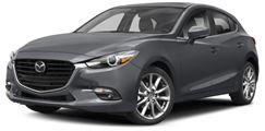 2018 Mazda Mazda3 Morrow,GA 3MZBN1M33JM163693