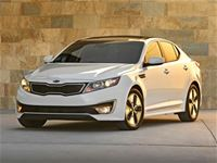2012 Kia Optima Hybrid