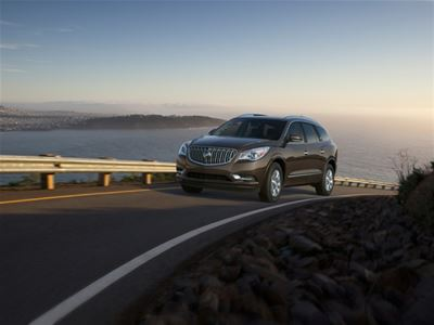 2017 Buick Enclave Augusta, Maine 5GAKVBKD9HJ142294