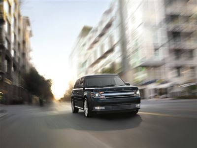 2017 Ford Flex Los Angeles, CA 2FMGK5B80HBA13927