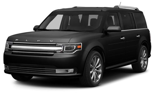 2015 Ford Flex Los Angeles, CA 2FMGK5B82FBA11285