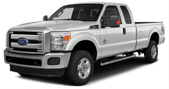 2015 Ford F-350 Los Angeles, CA 1FT8X3BT9FED55123