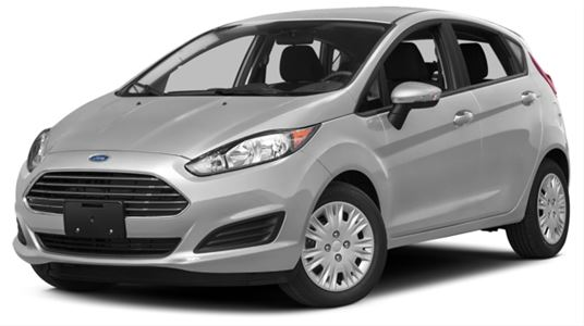 2016 Ford Fiesta Los Angeles, CA 3FADP4TJ7GM143484