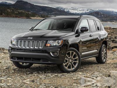 2016 Jeep Compass Danbury, CT 1C4NJDEBXGD671960