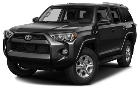 2016 Toyota 4Runner Brookfield, WI JTEBU5JR2G5300705