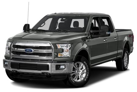 2015 Ford F-150 Los Angeles, CA 1FTEW1EG0FKF18316