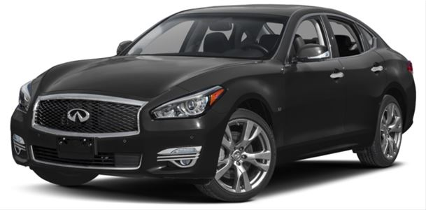 2017 INFINITI Q70 Houston, TX  JN1BY1AP3HM741530