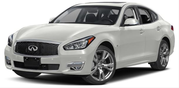 2017 INFINITI Q70 Houston, TX  JN1BY1AP5HM741545