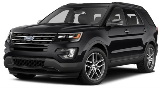 2016 Ford Explorer Los Angeles, CA 1FM5K7F80GGA35253