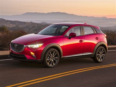 2016 Mazda CX-3 Manchester, NH JM1DKFD76G0127884