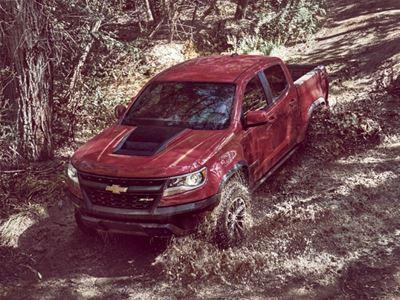 2018 Chevrolet Colorado Fort McMurray 1GCGTEENXJ1111285