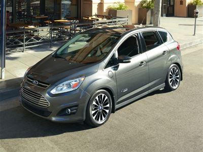 2017 Ford C-Max Energi Los Angeles, CA 1FADP5FU0HL114150