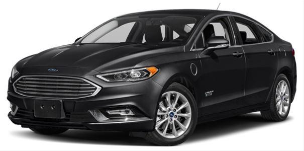 2017 Ford Fusion Energi Los Angeles, CA 3FA6P0PU6HR329558