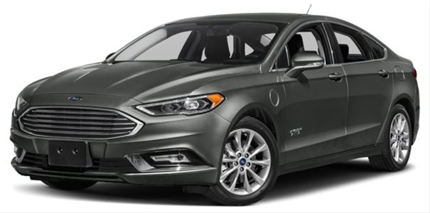 2017 Ford Fusion Energi Los Angeles, CA 3FA6P0PU4HR329560