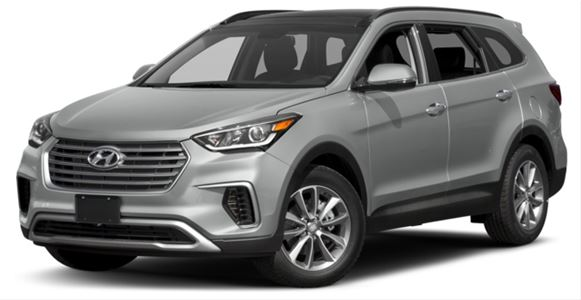 2018 Hyundai Santa Fe Olive Branch, MS KM8SM4HF4JU258895