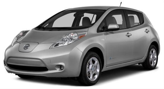 2016 Nissan LEAF Bedford, TX 1N4BZ0CP6GC312832