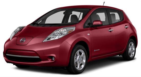 2015 Nissan LEAF Bedford, TX 1N4AZ0CP1FC329421