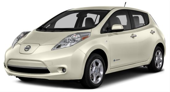 2016 Nissan LEAF Bedford, TX 1N4BZ0CP2GC313508