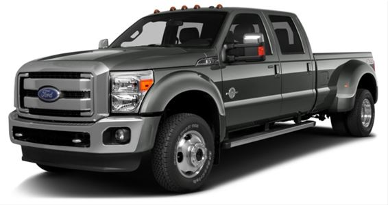 2016 Ford F-350 Los Angeles, CA 1FT8W3CT3GEC51777