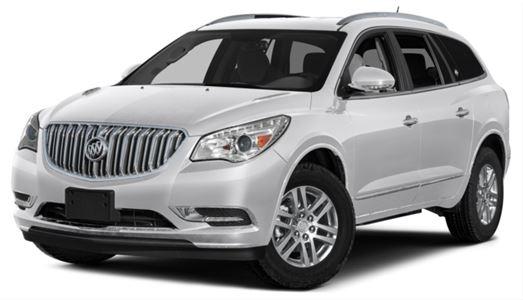 2017 Buick Enclave Fort McMurray 5GAKVCKD6HJ167790