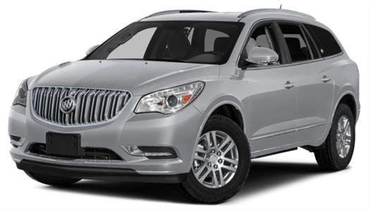 2017 Buick Enclave San Antonio, TX, Boerne, TX 5GAKVBKDXHJ297680