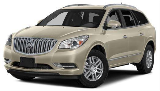 2017 Buick Enclave San Antonio, TX, Boerne, TX 5GAKRBKD6HJ184197