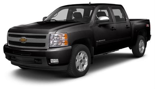 2013 Chevrolet Silverado 1500 Fort McMurray 3GCPKTE26DG129964