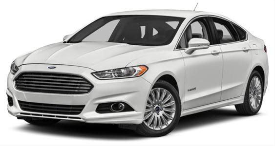 2016 Ford Fusion Hybrid Los Angeles, CA 3FA6P0UU5GR281781
