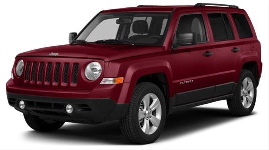 2017 Jeep Patriot San Antonio, TX 1C4NJPBBXHD117566