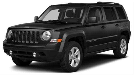 2017 Jeep Patriot San Antonio, TX 1C4NJPBA5HD202810