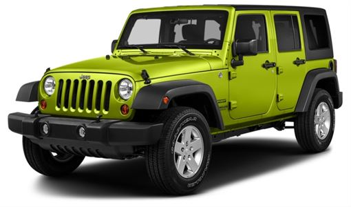 2017 Jeep Wrangler Unlimited San Antonio, TX 1C4BJWDG7HL503261