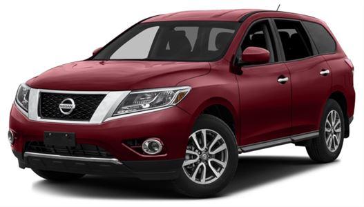 2016 Nissan Pathfinder Bedford, TX 5N1AR2MN3GC643328