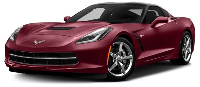 2017 Chevrolet Corvette San Antonio, TX 1G1YB2D79H5106048