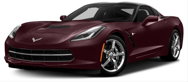 2017 Chevrolet Corvette San Antonio, TX 1G1YB2D77H5106887