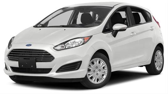 2017 Ford Fiesta Los Angeles, CA 3FADP4TJ3HM104229