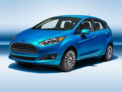 2016 Ford Fiesta Eagle Pass, TX 3FADP4EJ9GM156833