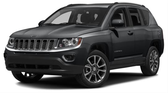 2016 Jeep Compass Eagle Pass, TX 1C4NJCBA8GD574522