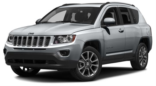 2016 Jeep Compass Eagle Pass, TX 1C4NJCBA6GD574518