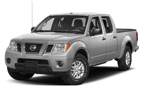 2017 Nissan Frontier Bedford, TX 1N6DD0ER4HN713606