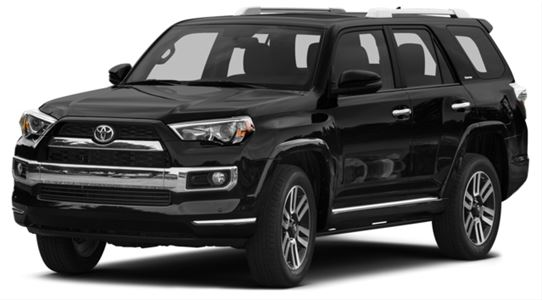 2016 Toyota 4Runner Brookfield, WI JTEBU5JR9G5308963