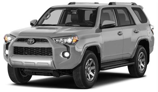 2016 Toyota 4Runner Brookfield, WI JTEBU5JR3G5306285