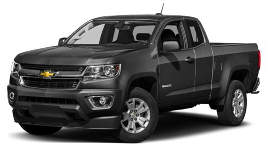 2017 Chevrolet Colorado Highland, IN 1GCHSCENXH1231397