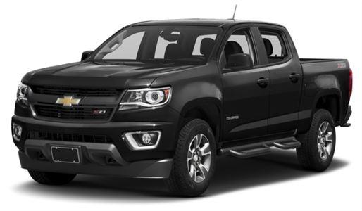 2017 Chevrolet Colorado Highland, IN 1GCGTDEN4H1230549