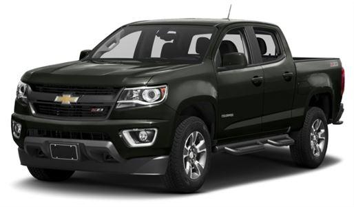 2017 Chevrolet Colorado Highland, IN 1GCGTDEN9H1211964