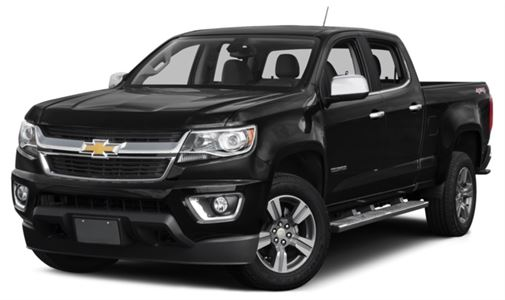 2017 Chevrolet Colorado Highland, IN 1GCGTCEN8H1231195