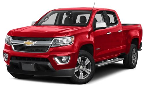 2017 Chevrolet Colorado San Antonio, TX 1GCGSCEN8H1226596