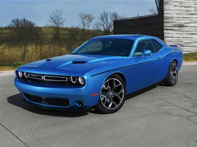 2017 Dodge Challenger Decatur 2C3CDZAG9HH592768