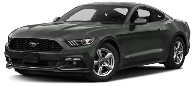 2017 Ford Mustang Los Angeles, CA 1FA6P8TH1H5336251