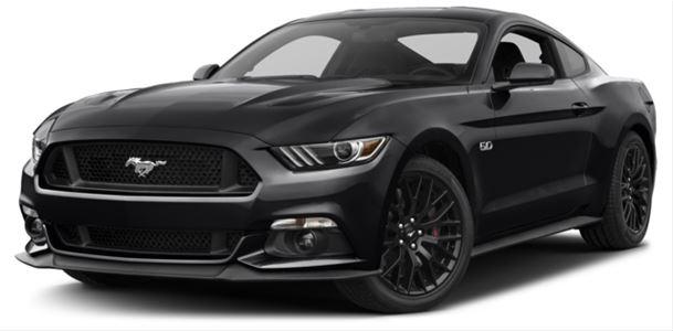 2017 Ford Mustang Los Angeles, CA 1FA6P8CF3H5257209